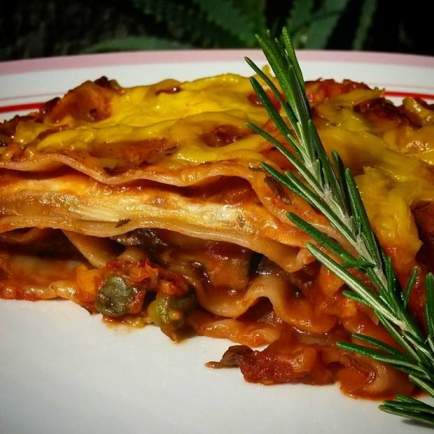 Lasanha será oferecida pelo chef Inti Mendez (Divulgação)