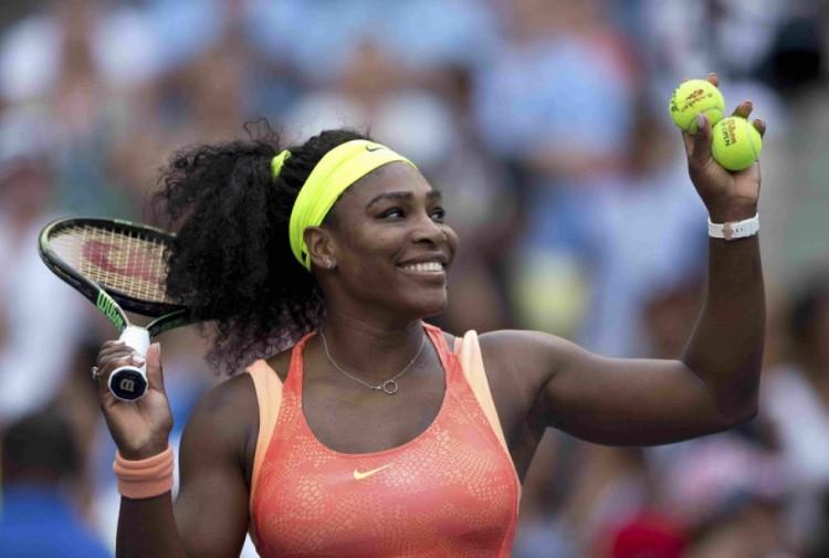 Venus Williams, que venceu o ouro ao lado de sua irmã Serena em Londres-2012 após ter-se tornado vegana (Reuters)